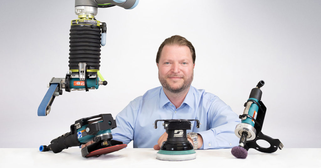 Versatile automation kit for cobot applications