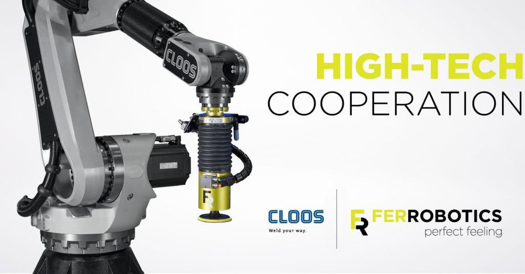 CLOOS Robots + FerRobotics