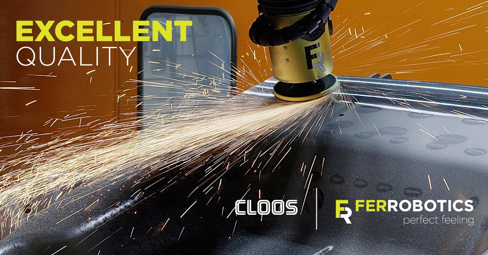 FerRobotics Cloos Kohl und Sohn Article Robotic Production